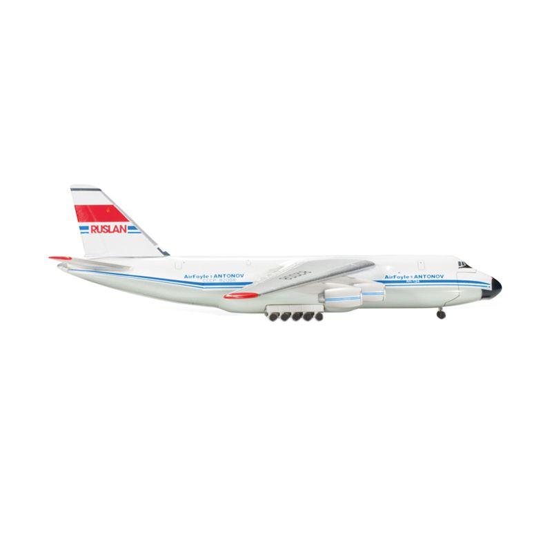 Herpa Air Foyle Antonov Airlines AN-124 Diecast [1:500]
