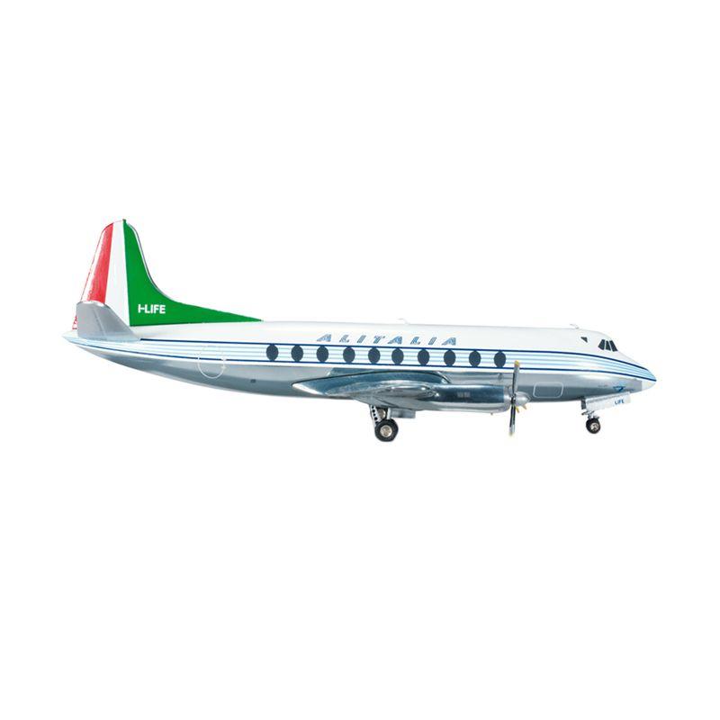 Herpa Alitalia Vickers Viscount 700 Diecast [1:200]