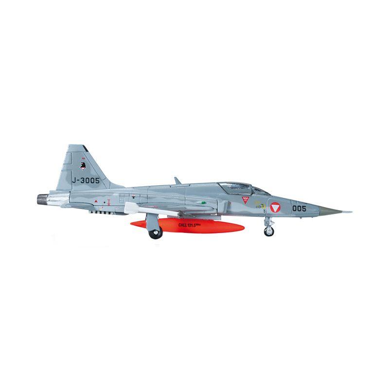 Herpa Austrian Air Force F-5E Tiger Ii Surveillance Squadron Diecast [1:200]