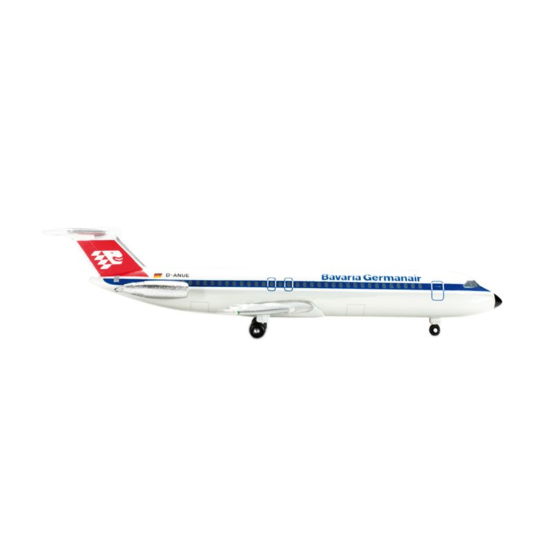Herpa Bavaria Germanair BAC 1-11-500 Diecast [1:500]