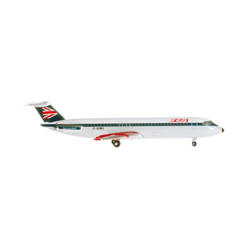 Herpa BEA - British European Airways BAC 1-11-500 Diecast [1:500]