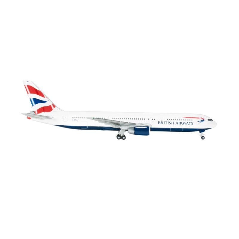 Herpa British Airways Boeing 767-300 Diecast [1:500]
