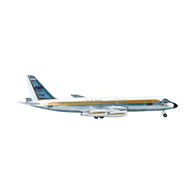 Herpa CAT Civil Air Transport Convair CV-880 Mandarin Jet Diecast [1:500]