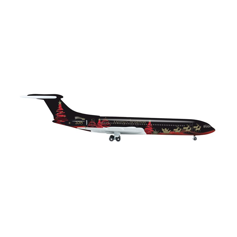 Herpa Christmas 2013 Vickers VC-10 Diecast [1:500]