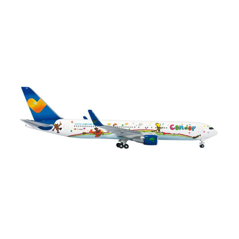 Herpa Condor Boeing 767-300 Janosch Diecast [1:500]