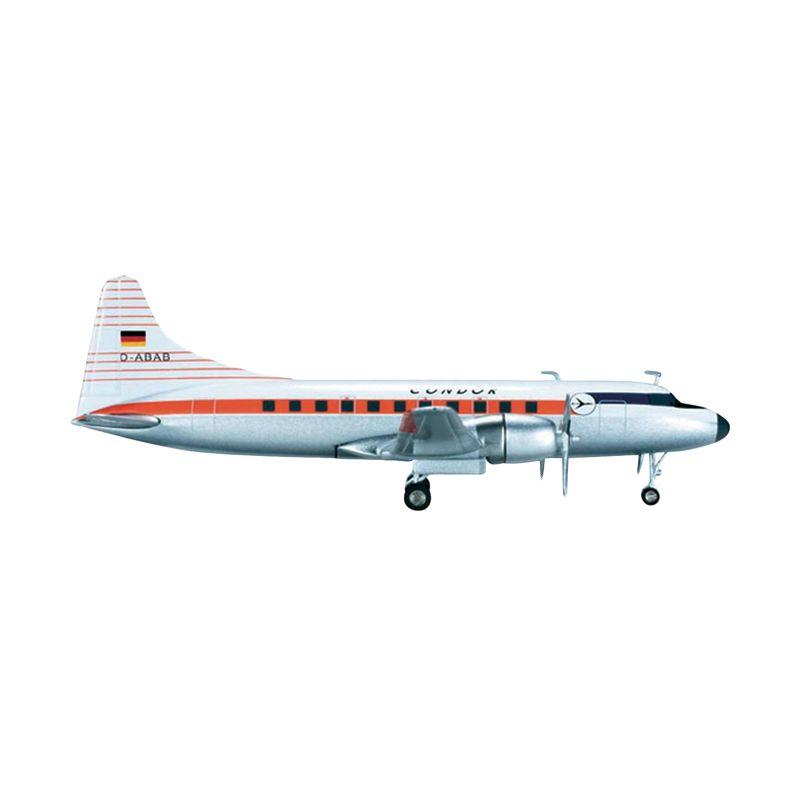 Herpa Condor Luftreederei Hamburg Convair Cv-440 Diecast [1/200]