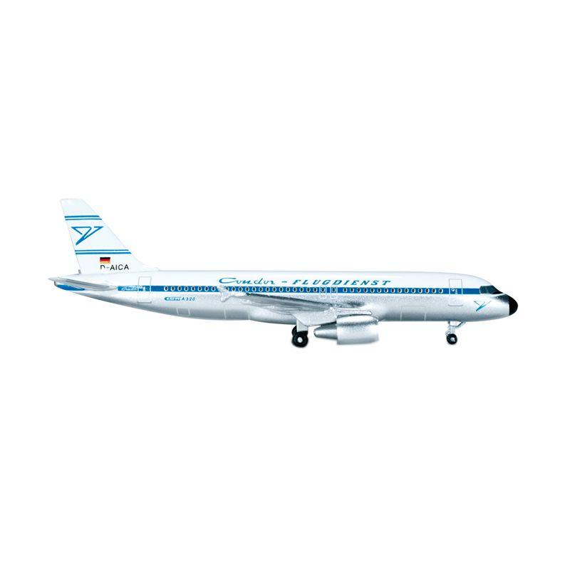 Herpa Condor Retro Airbus A320 Diecast [1:500]