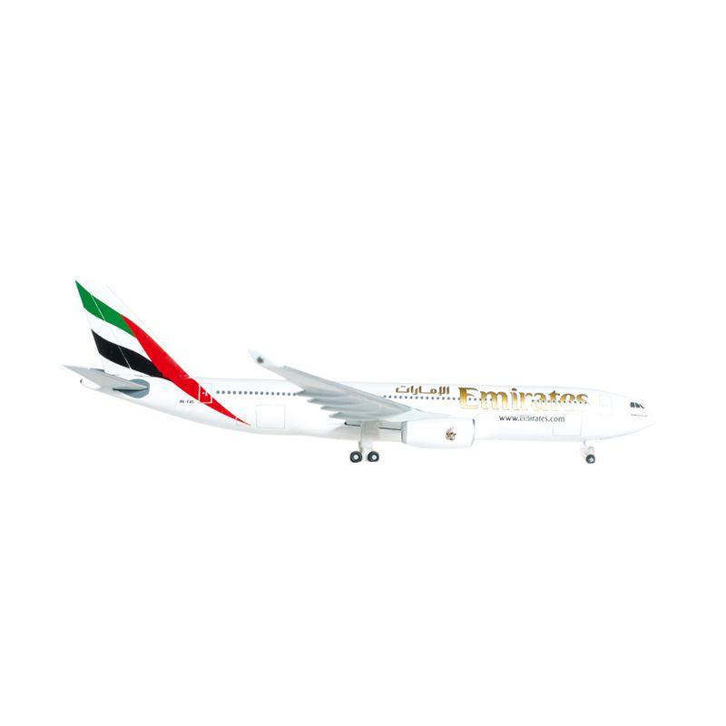 Herpa Emirates Airbus A330-200 Diecast [1:500]