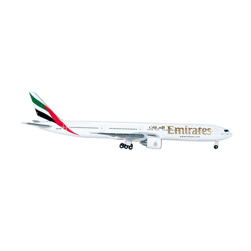 Herpa Emirates Boeing 777-300ER Diecast [1:500]