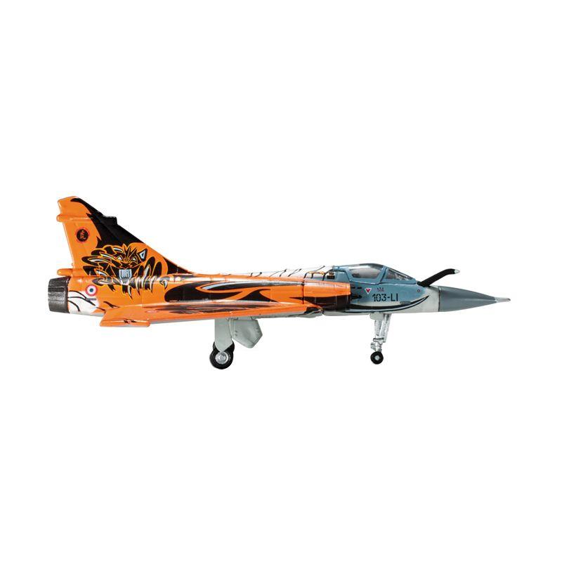 Herpa French Af Dassault Mirage 2000C Ec 1/12 Cambresis Tiger Meet 2010 Diecast [1:200]