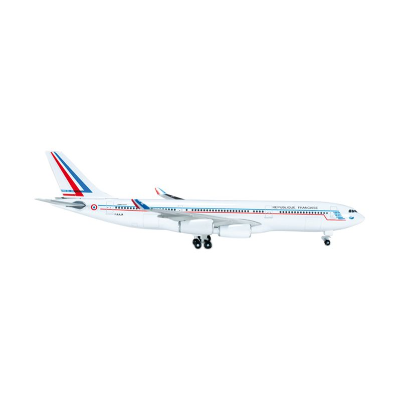 Herpa French Air Force Airbus A340-200 Diecast [1:500]