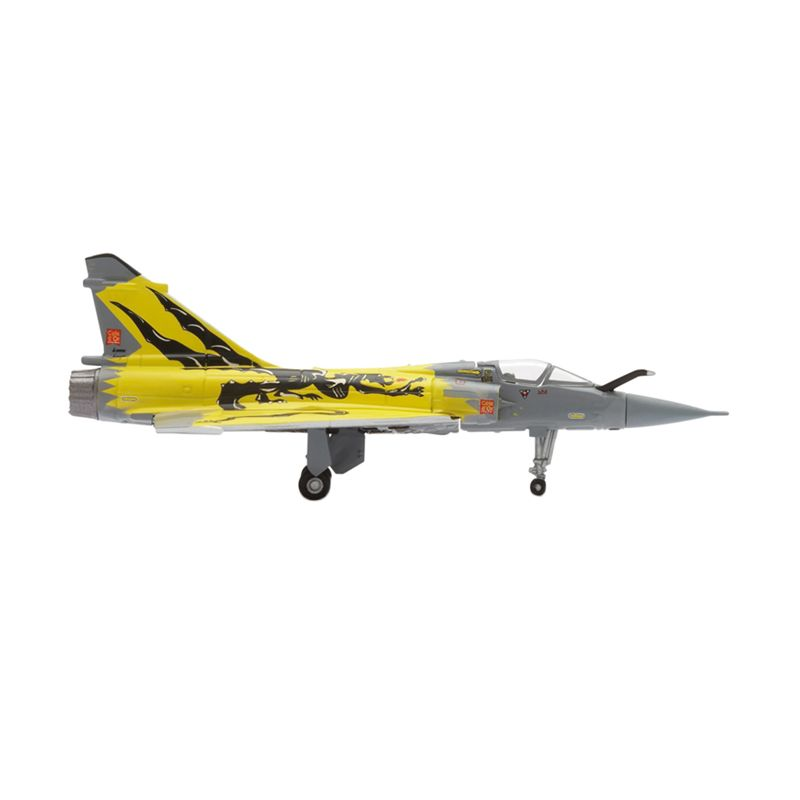 Herpa French Air Force Armee De'L Air Ec2/2 Cote Dassault Mirage 2000C Diecast [1:200]