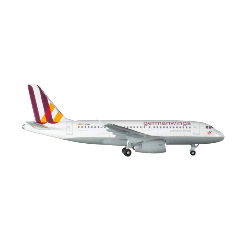 Herpa Germanwings Airbus A319 Diecast [1:500]
