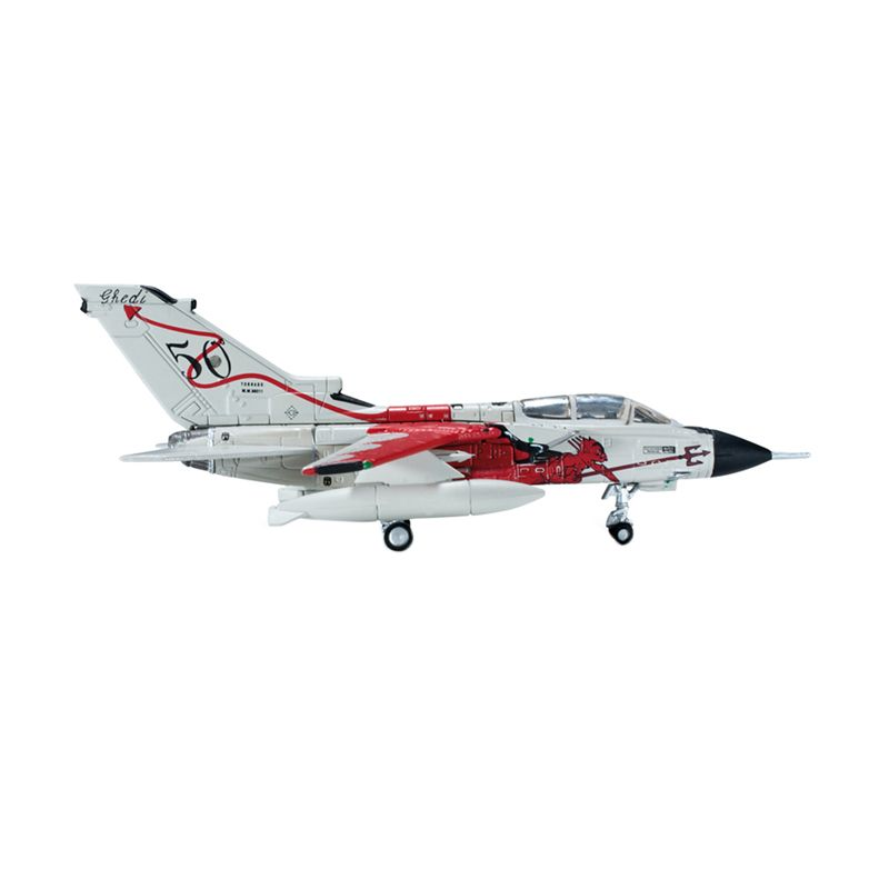 Herpa Italian Air Force 6 Stormo Panavia Tornado Ids The Red Devil Diecast [1:200]