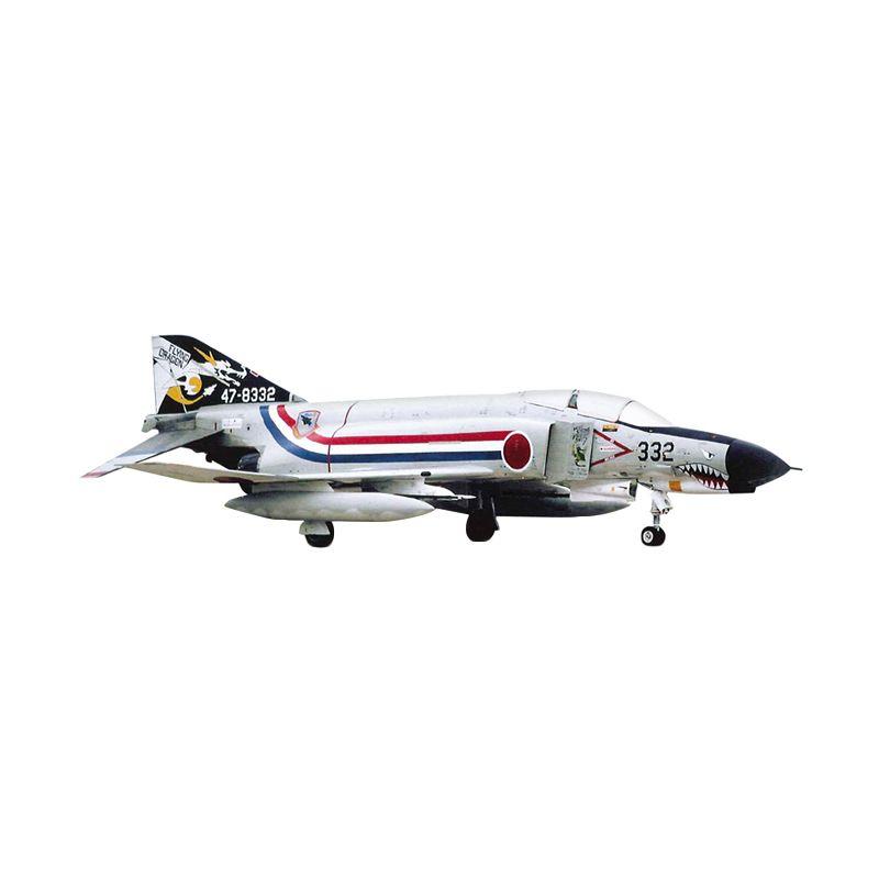 Herpa Jasdf Mcdonnell Douglas F-4Ej Phantom Ii 303 Hikotai Fighting Dragons Diecast [1:200]