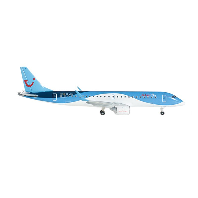 Herpa Jetairfly Embraer E190 Explorer Diecast [1:500]
