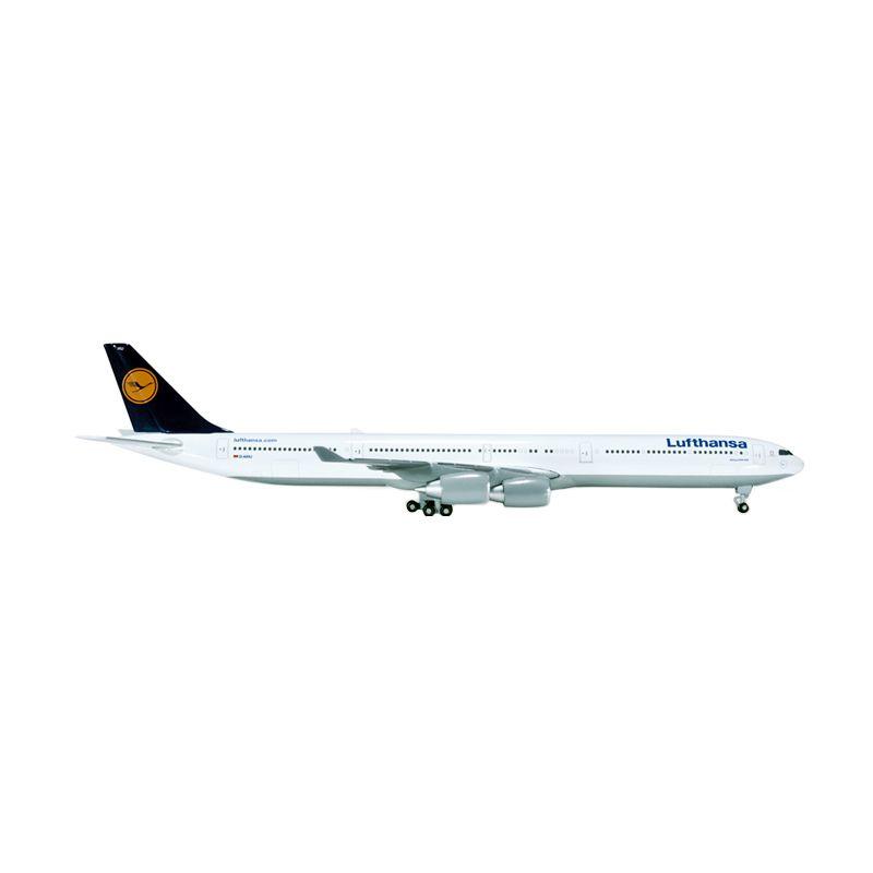 Herpa Lufthansa Airbus A340-600 Diecast [1:500]