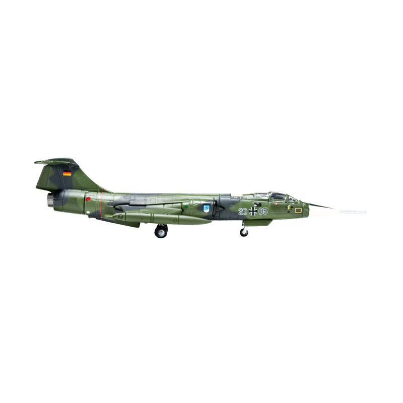 Herpa Luftwaffe F-104G Starfighter Jabog 34 Diecast [1/200]