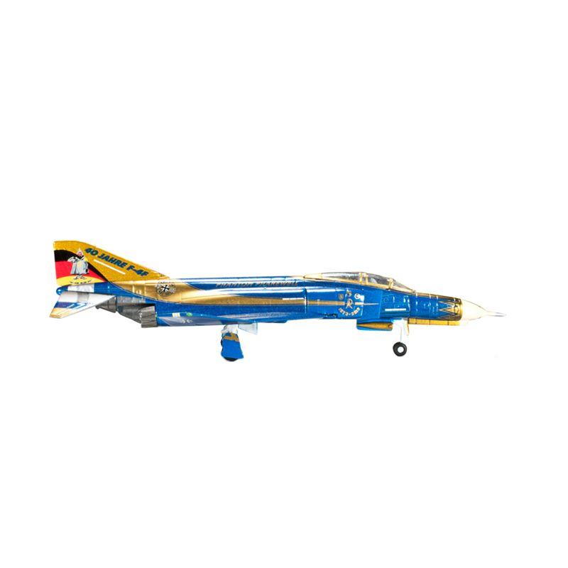 Herpa Luftwaffe Mcdonnell Douglas F-4F Phantom Ii Jg71 R - Phantom Pharewell Diecast [1/200]