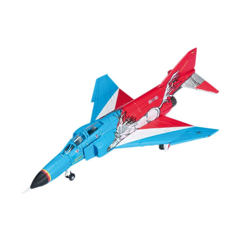 Herpa Luftwaffe Mcdonnell Douglas F-4F Phantom Ii Jg72 Westfalen 35Th Anniversary Diecast [1:200]
