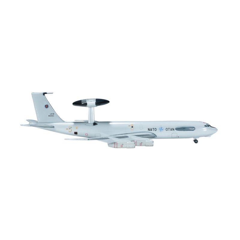 Herpa NATO Boeing E-3 AWACS Diecast [1:500]