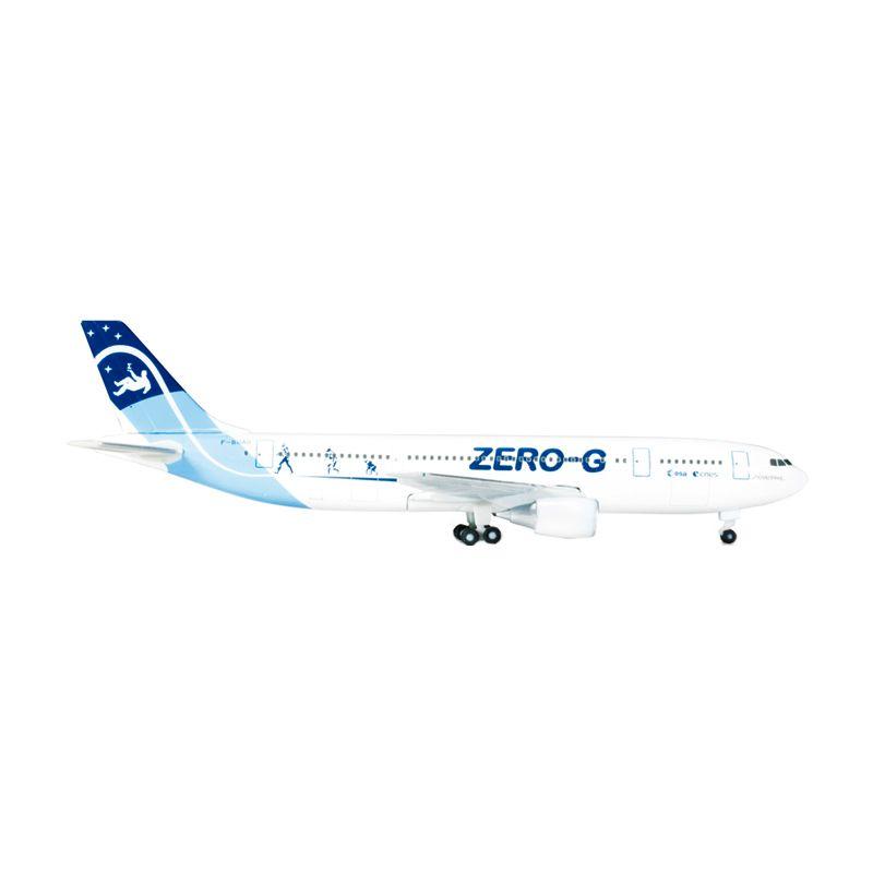 Herpa Novespace Zero G Airbus A300B2 Diecast [1:500]