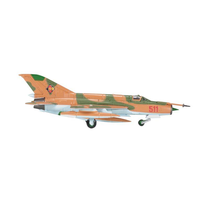 Herpa Nva Lsk Jg-1 Mikoyan Mig-21Mf Diecast [1:200]