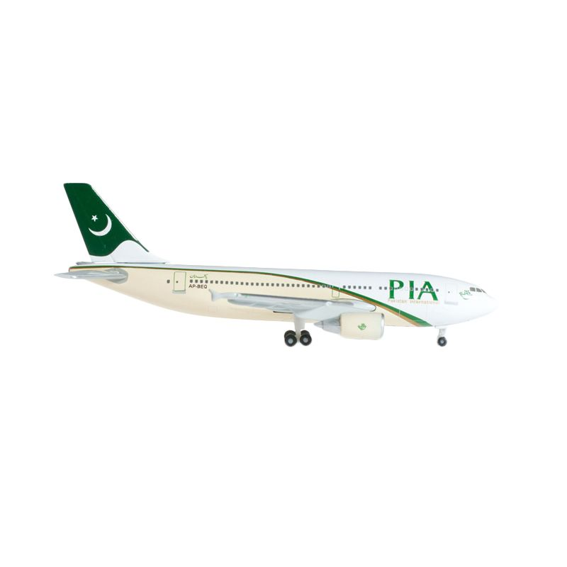 Herpa PIA Pakistan International Airbus A310-300 Diecast [1:500]