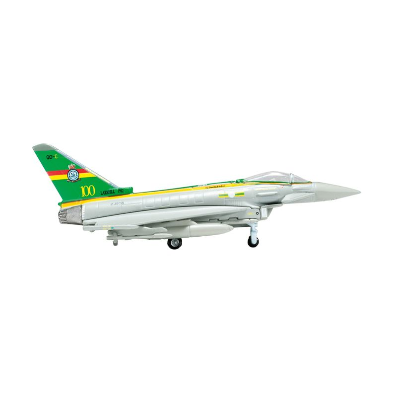 Herpa Royal Air Force No. 3 Sqd - 100Th Anniversary Eurofighter Typhoon Fgr. 4 Diecast [1/200]