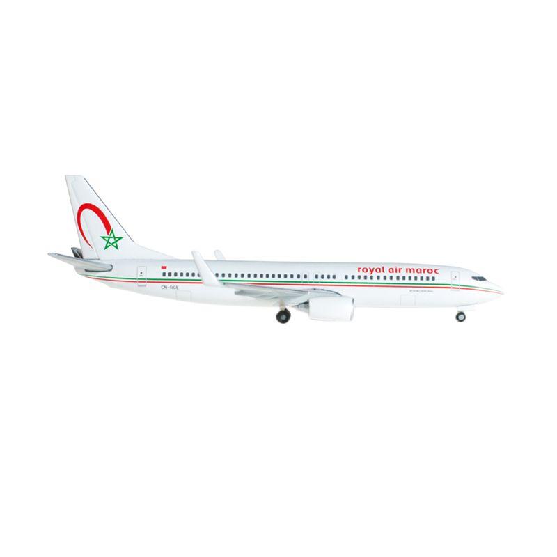 Herpa Royal Air Maroc Boeing 737-800 Diecast [1:500]