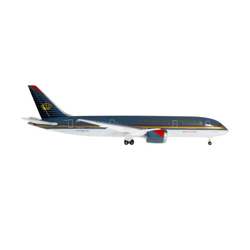 Herpa Royal Jordanian Boeing 787-8 Dreamliner Diecast [1:500]