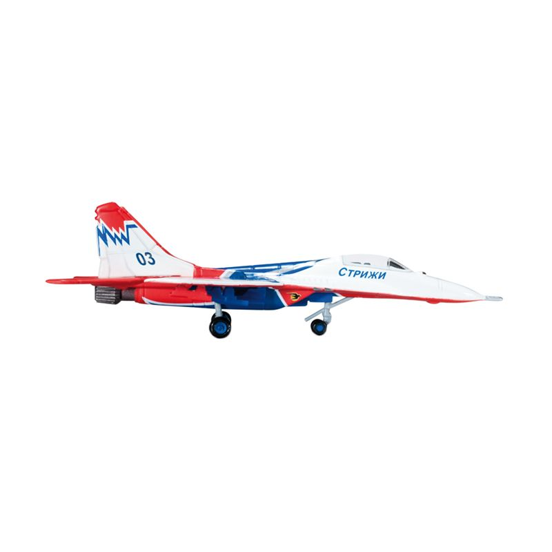 Herpa Russian Air Force - Strizhi Mig-29 03 Diecast [1:200]