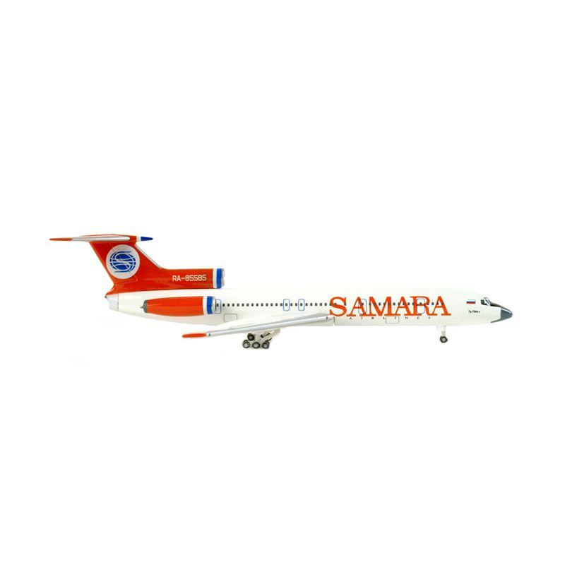 Herpa Samara Tupolev TU-154 Diecast [1:500]