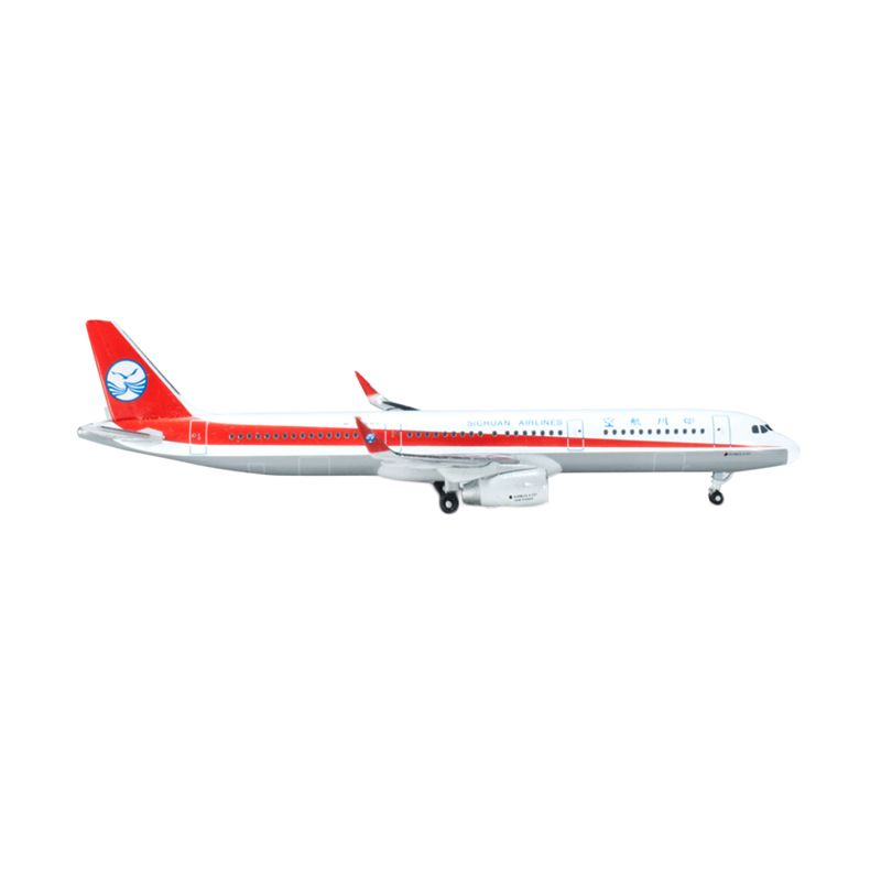 Herpa Sichuan Airlines Airbus A321 Diecast [1:500]