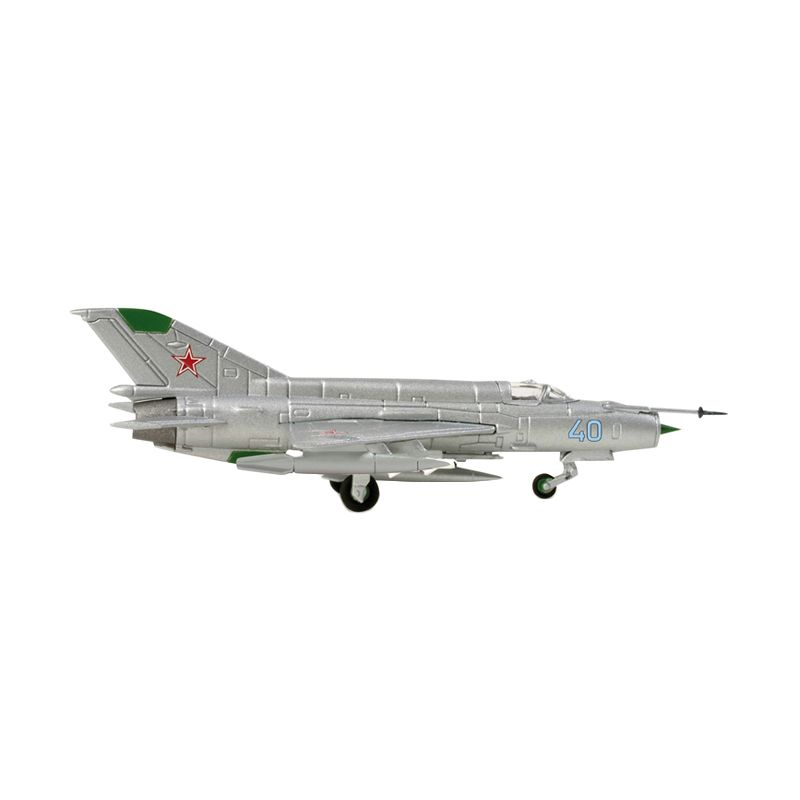 Herpa Soviet Air Force Mikoyan Mig-21Bis 234Th Gviap Diecast [1/200]