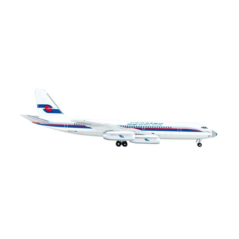 Herpa Spantax Convair CV-990 Diecast [1:500]