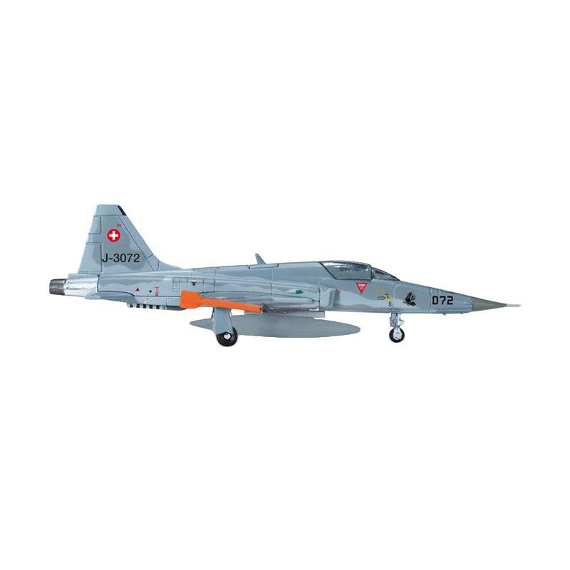 Herpa Swiss Air Force Northrop F-5E Tiger Ii Fliegerstaffel 8 Meiringen Air Base Diecast [1:200]