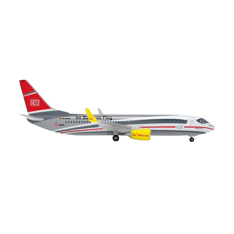 Herpa TUIfly Boeing 737-800 Deutsche Bahn ICE Diecast [1:500]