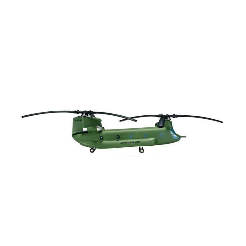 Herpa Us Army Boeing Vertol Ch-47D Chinook B Company 5-158Th Aviation Regiment Diecast [1/200]