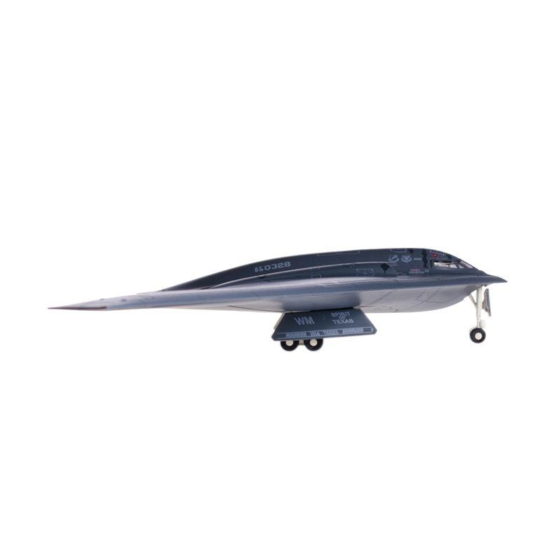 Herpa Usaf Northrop Grumman B-2A Spirit 509Th Bomb Wing 393D Bomb Squadron Spirit Of Texas Diecast [1:200]