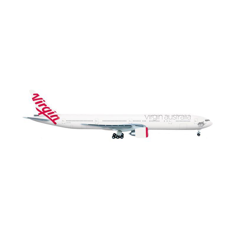 Herpa Virgin Australia Airlines Boeing 777-300Er Avalon Beach Diecast [1:500]