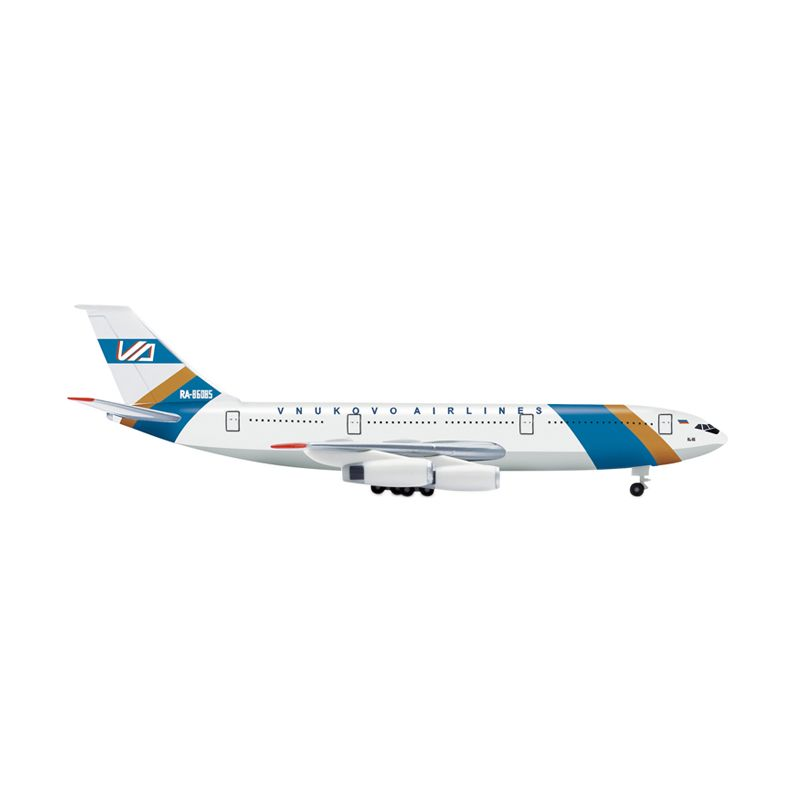 Herpa Vnukovo Airlines Ilyushin IL-86 Diecast [1:500]