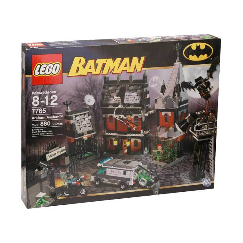 Lego Arkham Asylum 7785 Mainan Anak