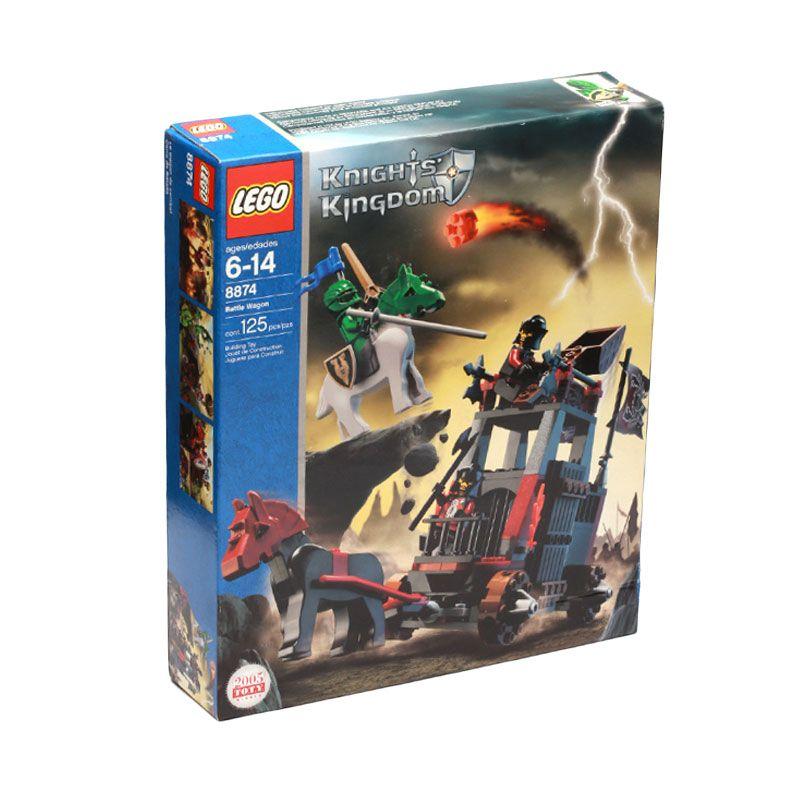 Lego Battle Wagon 8874 Mainan Anak