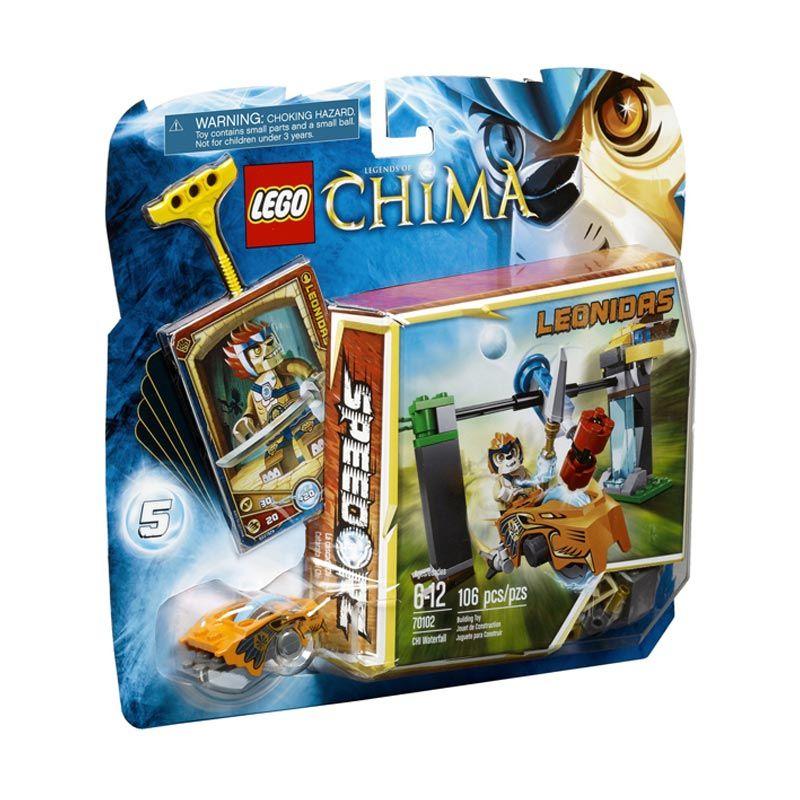LEGO CHI Waterfall L70102 Mainan Anak
