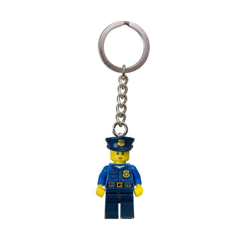 Lego City Policeman 850933 Gantungan Kunci
