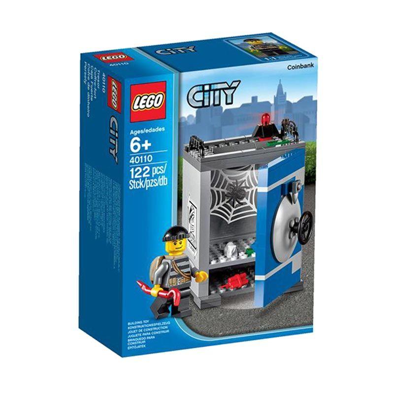 Lego Coin Bank 40110 Mainan Anak