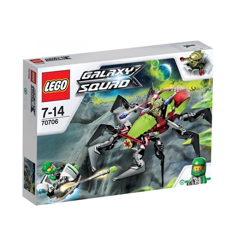 Lego Crater Creeper L70706 Mainan Anak