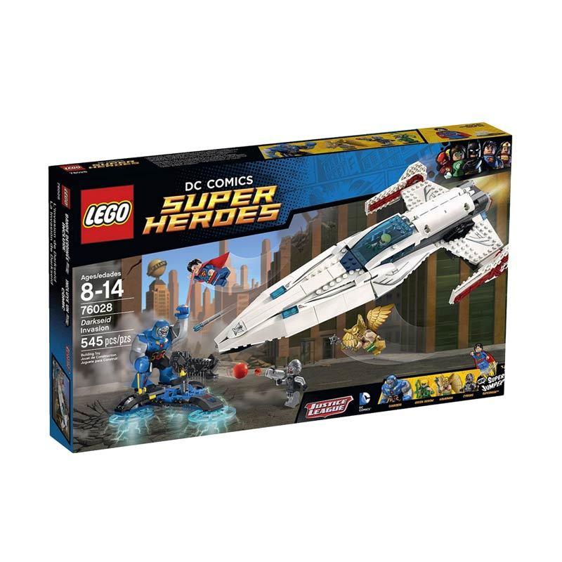 LEGO Darkseid Invasion 76028 Mainan Anak