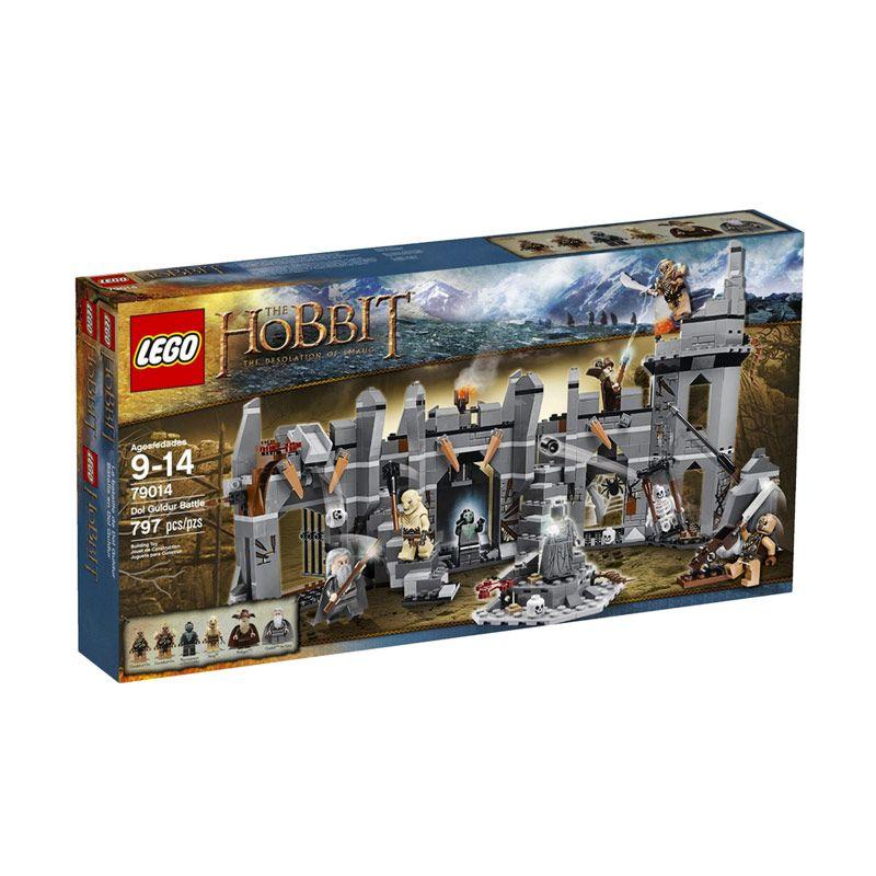 Lego Dol Guldur Battle 79014 Mainan Anak